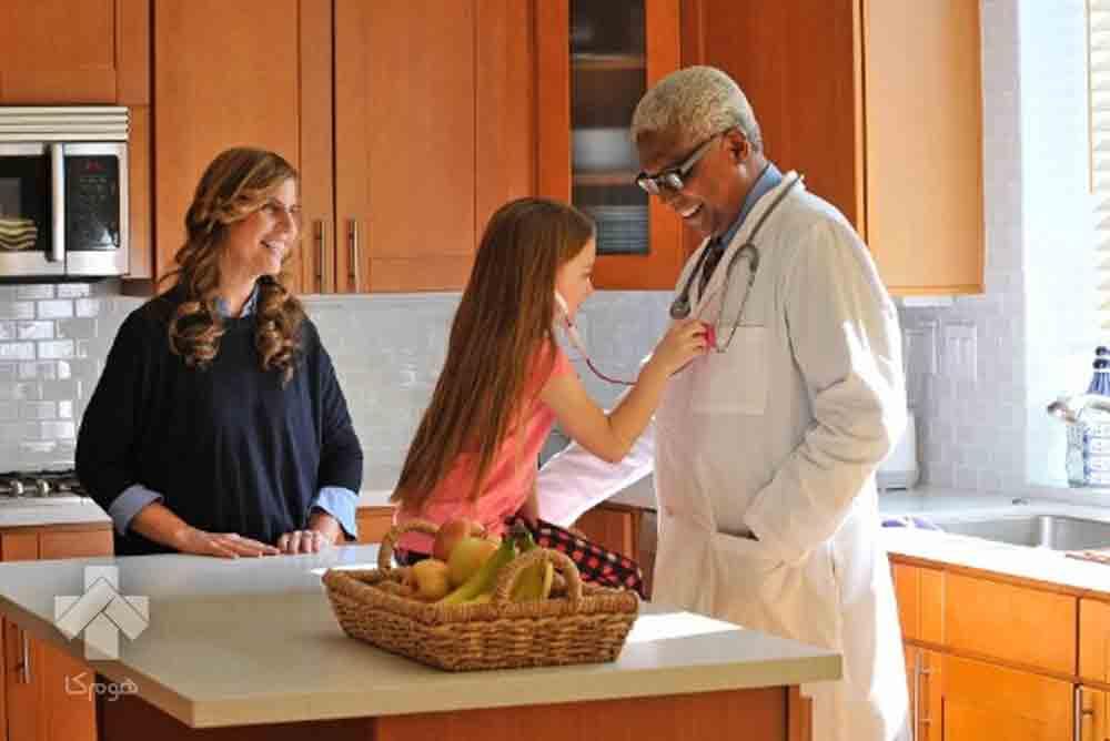 پزشک در منزل شهریار